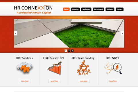 HR Connexxion created by Celestial Sites (2013)